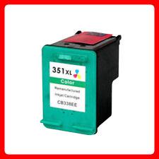 unbrand Fits For hp 351XL Deskjet D4200 D4245 D4260 Colour Ink Cartridge