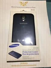 OEM Samsung Protective Cover + For Samsung Galaxy Mega - Black