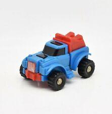 Transformers G1 Gears Complete Vintage Loose Action Figure Hasbro 1984 Mini Car
