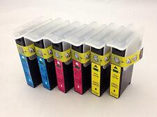 Ink cartridge for Lexmark PRO901 PRO905 PRO805 PRO715W V705 Lip331 100XL CMY 6pK