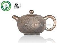 Ice Vapor * Handmade Wood-Fired Ceramic Teapot 250ml