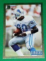 1993 Bowman FOIL#140Barry SandersHOF NICE Detroit Lions