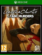 Agatha Christie - The ABC Murders For XBOX One (New & Sealed)