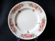 Royal Doulton. Roses & Wattle. Entree Plate. (22cm). D5643. Made In England.