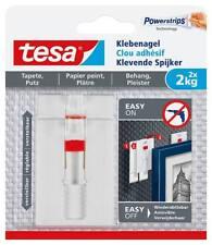 tesa® Klebenagel für Tapeten und Putz (2kg) 77777 verstellbar
