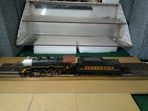 TYCO HO SCALE STEAM ENGINE FOR PARTS OR REPAIR USED