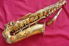 SELMER PARIS MARK VI ALTO SAXOPHONE PLAYING CONDITION 1966