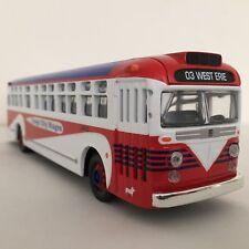 "Corgi US54018 GM 4503 ""Old Look"" Bus - Corgi City  1:50 NIB!!   ** RARE!! **"