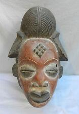 Original African Antique Masks
