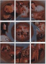 Angel Season 5 Breaking the Circle 9 Card Foil Set BC1-9 (Buffy Vampire Slayer)