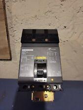 Square D Fa36100 480V 3 pole 100 A Circuit Breaker - great condition