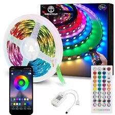Bluetooth LED Stripe 10m-30m RGB Leiste Streifen Band Licht Leuchte Lichterkette