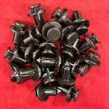 Set of 15: Bumper Fender Engine Cover Push Clips For Subaru 90914-0007 (Fits: Subaru)