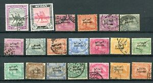 SOUDAN, Somaliland, Bechuanaland : Small collection starting with classics