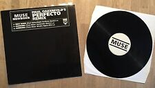 "MUSE - New Born 12"" Paul Oakenfold's Perfecto Remix 3-Tracks Timo Maas"