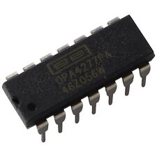 OPA4277PA Burr Brown OpAmplifier 1MHz 0,8V/µs Quad Precision OpAmp DIP-14 855985