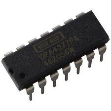 OPA4277PA Burr Brown OpAmplifier 1MHz 0,8V/µs Quad Precision OpAmp DIP-14 855985