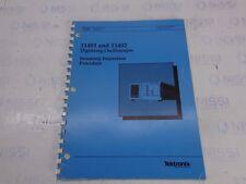 Tektronix 11401 And 11402 Manuals