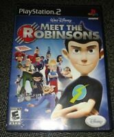 MEET THE ROBINSONS - PS2 - COMPLETE WITH MANUAL - FREE S/H - (S)