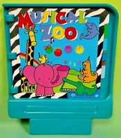 SEGA Pico Musical Zoo for Pico Video Game System Rare