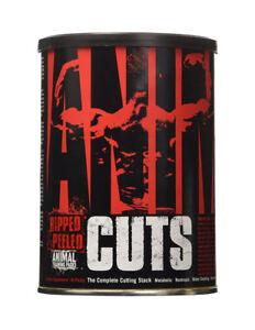 Universal Nutrition Animal Cuts 42 Packs krasser Fatburner Ripped Shredded Look