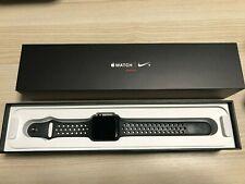 Apple Watch Nike+ Series3 42mm Alugehäuse Space Grau mit Sportarmband in OVP