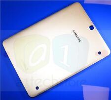 Genuine Samsung Galaxy Tab S2 9.7 SM T810 Alloggiamento Posteriore Coperchio Della Batteria Oro