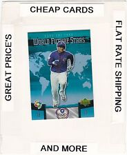 2006 UPPER DECK FUTURE STARS WORLD YUNG-CHI CHEN RC