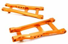 Integy Aluminum Rear Lower Arms Traxxas Rustler Stampede 2WD VXL Orange