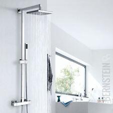 Design Thermostat Set Duschsystem Brause Set Duschsäule Duscharmatur Regenbrause