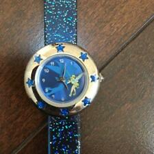 Tinkerbell Watch TDL Tokyo Disneyland Limited Edition From Japan