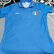 Roberto Baggio Signed 1990 Italian Jersey With Proof+Coa