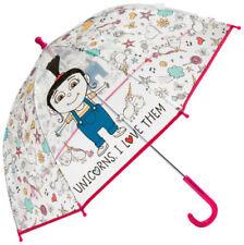 Ombrelli rosa per bambine dai 2 ai 16 anni dalla Cina