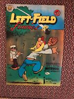 Left Field Funnies  Underground Comix  1st Printing  1972  Bobby London FN