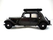 Citroën Traction 11 Légère Gazogène 1941 - Universal Hobbies 1:43