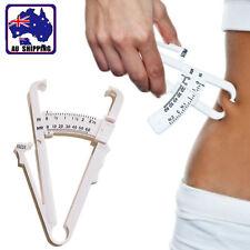 Body Fat Caliper Weight Loss Skin Fold Measurement Health Gym Fitness TSQU57001