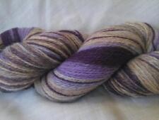 Kauni / Aade Lõng Effect Yarn Violet  8/2 190g, Artistic Yarn 100% Wool
