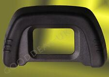 Ocular ocular Eye Cup Para Nikon Dk-21 D200 D5100 D7000 D90 D300s D80 D50 D600