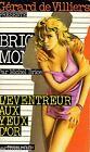 Brigade Mondaine / 88 / L'éventreur aux yeux d'or / Michel BRICE // 1ère Edition