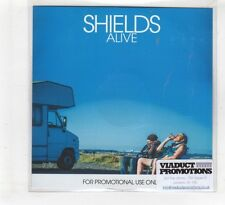 (HF538) Shields, Alive - 2016 DJ CD