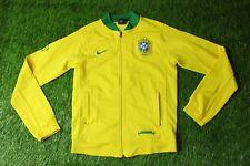 BRAZIL NATIONAL TEAM 2006/2008 FOOTBALL TRACK TOP JACKET TRAINING NIKE ORIGINAL