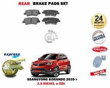 Pour Ssangyong Korando 2.0 Diesel E Xd I 2010- > Neuf