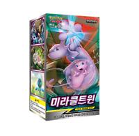 "[Korean Version] Pokemon Cards Sun&Moon ""Miracle Twin"" SM11 Booster Box"