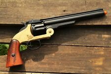 Smith & Wesson M1869 Schofield Revolver - Jesse James - 1869 - Denix Replica