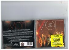 MOTT THE HOOPLE CD..MOTT..RARE SELF TITLED EXPANDED