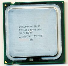 Intel Core2 Quad Q8400 @ 2.66GHz CPU Socket LGA775 Desktop Computer Processor
