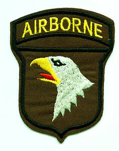 Airborne Eagle Aufnäher USA Special Forces US Army Patch