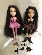 Rare Bratz World Twins Peyton & Nevaeh Preowned