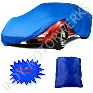 1968-1972 Chevy Corvette Convertible CAR COVER ULTIMATE® HP Custom-Fit