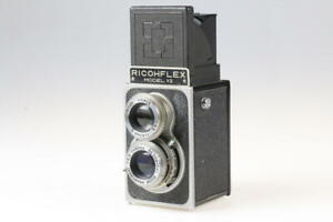 RICOH Ricohflex Model VII - defekt - SNr: 239454C